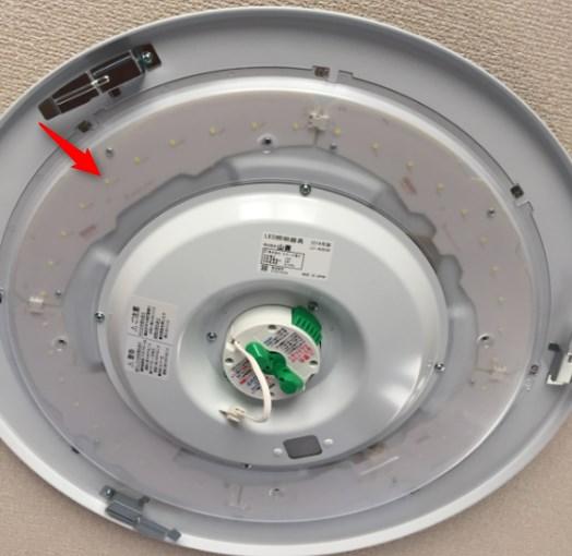 LEDシーリングライトの選び方節電方法