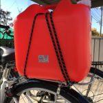 灯油を自転車で買いに行くなら18L缶より20L缶が良い理由