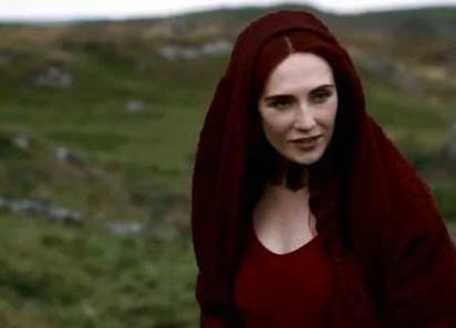 赤い魔女メリサンドル