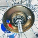 バンドブレーキのドラムが外れない!自転車屋で外してもらうといくら?