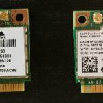 ノートPCのWIFIがブチブチ切れる?内蔵LANカードを自分で交換で解決!